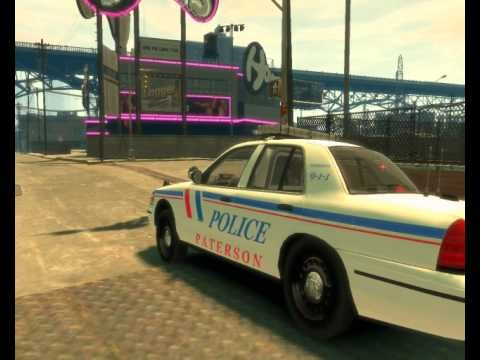 PATERSON POLICE 2 GtaIV