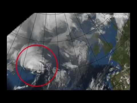 Hurricane Gonzalo