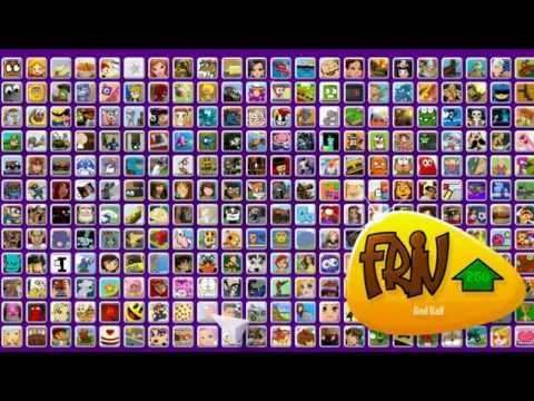 play 1000 friv games