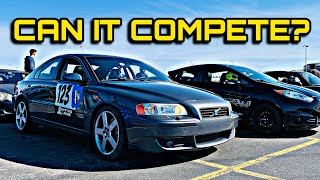 Baselining The Volvo S60R Autocross Performance Reveals Huge Potential (Nowhere To Go But Up!)