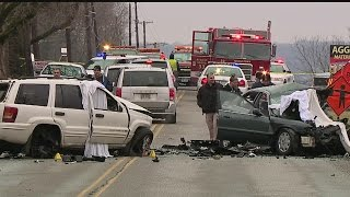 Police say identifying victims of triple fatal crash proving difficult