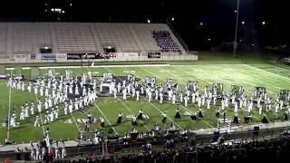 Bixby HS Marching Band - OBA 2016 Finals