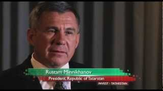 Invest in Tatarstan: CNBC Case Study (2012)