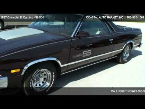 1987 Chevrolet El Camino SS - for sale in SWANSBORO, NC 28584