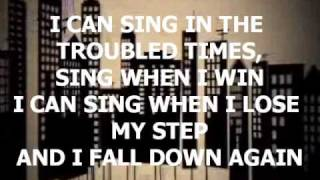 Watch Chris Tomlin How Can I Keep From Singing video