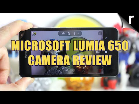 Microsoft Lumia 650 camera review: Full test with photo and video samples
