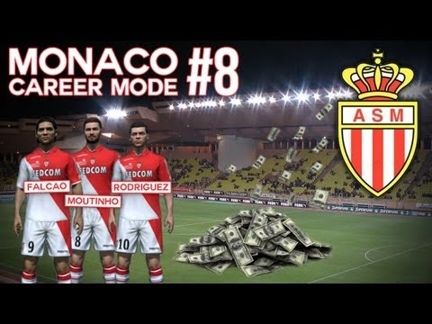 FIFA 13: AS Monaco Career Mode - Episode #8 - Season 1 Finale!
