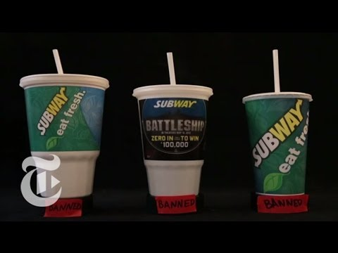 Soda Ban Explained | Op-Docs | The New York Times