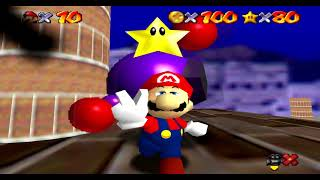 Let´s Play Super Mario Star 11 (SM64 Hack, German)