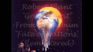 Watch Robert Plant Great Spirit video