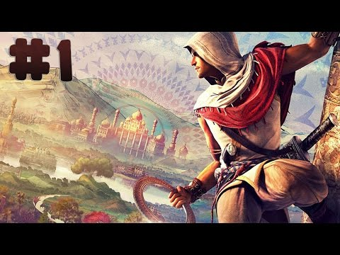 Assassin's Creed Chronicles: India - Walkthrough - Part 1 - The Assassin's Heart (PC HD) [1080p]