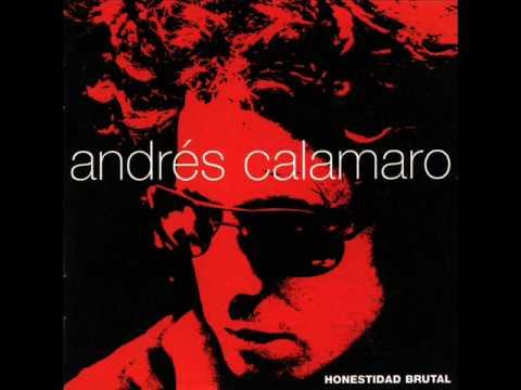 Andres Calamaro - No Son Horas