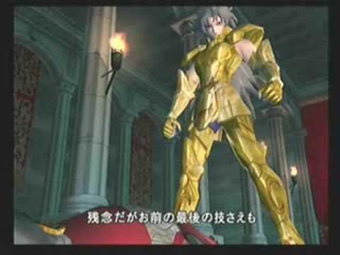 Saint Seiya - Chapter Sanctuary (PS2) Hqdefault