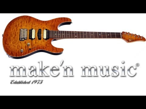 Hot n Fresh: Suhr Modern arrives at Make'n Music!