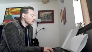 Reign of Love - (Coldplay) - Cover piano and vocal