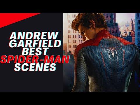 Andrew Garfield - Best Spider-Man moments