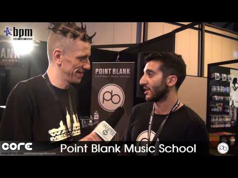 Introduction to Point Blank Music School (BPM DJ Music Conference 2013)