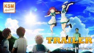 Nagi No Asukara - Trailer (Deutsch)