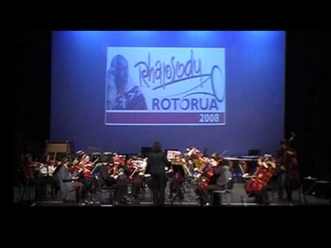 Rhapsody Rotorua - International Schools Music Festival in New Zealand.