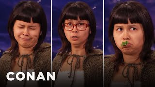 The Many Impressions Of Charlyne Yi  - CONAN on TBS