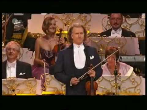 Andre Rieu 400 koperblazers Ben Hur Panis Angelicus