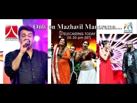 Shamna Kasim (Poorna) Juhi Chawla tribute dance at Asiavision Movie Awards