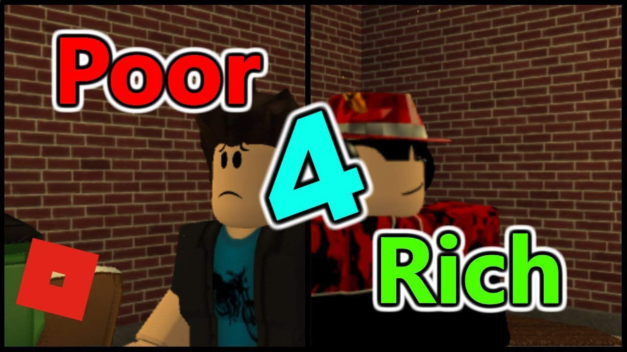Poor to Rich Part 4 | Bloxburg Short Film | Roblox Story