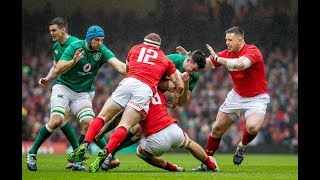 Short Highlights: Wales v Ireland | Guinness Six Nations