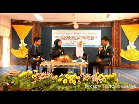 Forum Remaja - ROKOK: Setiap Sedutan Membawa Padah