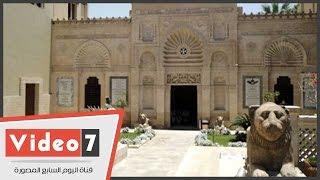 بالفيديو.. شاهد «حصن بابليون» قلعة الدفاع عن الكنيسة المعلقة