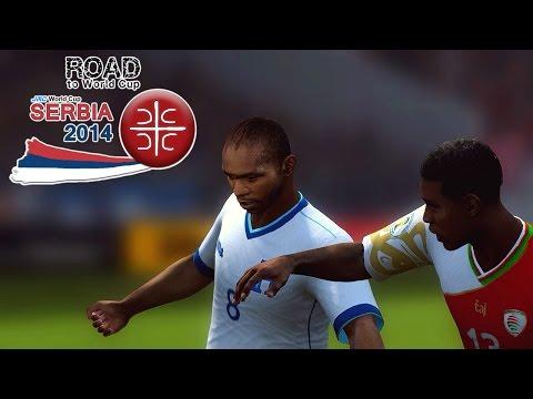 FIFA 14 - RTWC Serbia 2014 - Honduras vs. Oman