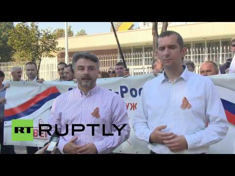 Serbia: 'We don't belong to EU story and welcome Putin' - Glisic