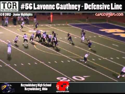 LaVonne Gauthney 2010 Highlights
