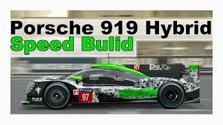 Porsche 919 Hybrid - Camouflage Design #010 | GT Sports: Design | TheTwoDudes