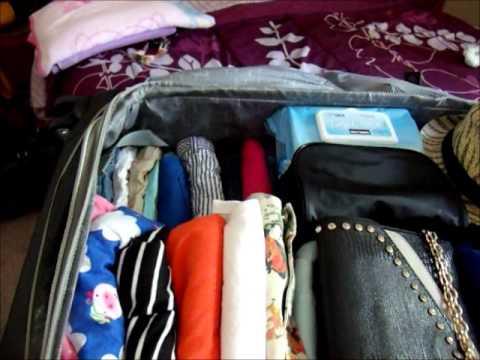 Tips como hacer maleta de viaje 30 cambios mucho mas - La casa de las maletas ...