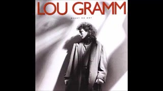 Watch Lou Gramm Arrow Thru Your Heart video