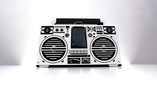 DIY Cardboard Boombox!?!