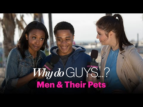 Why Do Guys Dislike Our Small Dogs (and Cats)? – Sex, Love & Dating – Glamour video