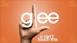 download lagu U Can't Touch This  Glee  Full Studio gratis