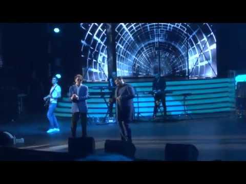 Шариф & Григорий Лепс - Лабиринт Live, 6.01.2017