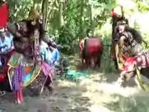 Jaranan Buto Banyuwangi suryo Jati Arum video