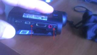 Eliminate Vibration noise in Sony Action Cam HDRAS10 / HDRAS15