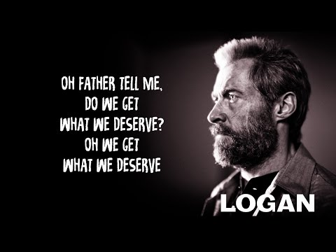 Kaleo - Way Down We Go Lyrics (Logan Trailer #2  Soundtrack 2017)