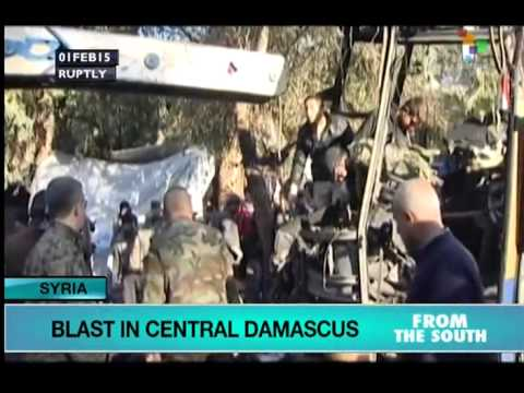 Syria: 7 killed in bomb attack on bus