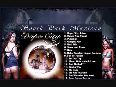 Dope City Game Spm New 2011 Album Dope City