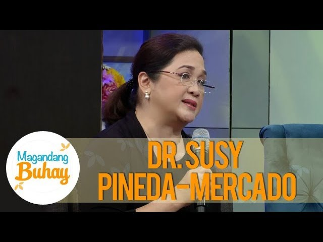 Magandang Buhay: Dr. Susy Pineda-Mercado shares an informative discussion about good health