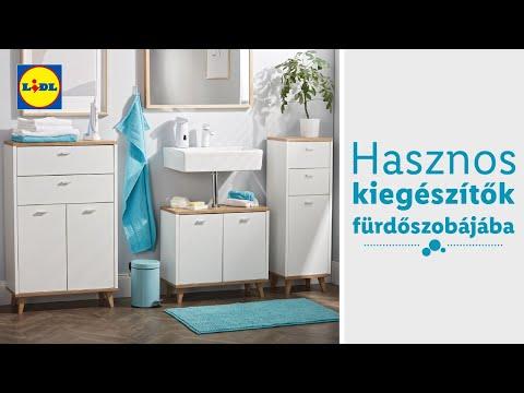 Fürdőszobai ajánlatok 01.30-tól | Lidl