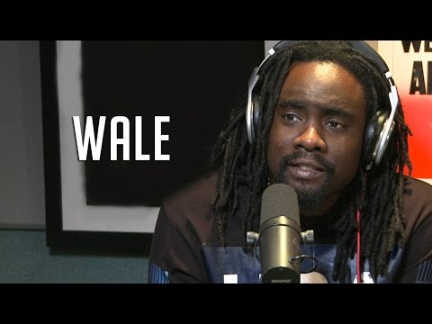 Wale Opens Up About Meek, August Alsina & Redskins Name Change video