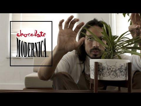 Chocolate Skateboards x Modernica