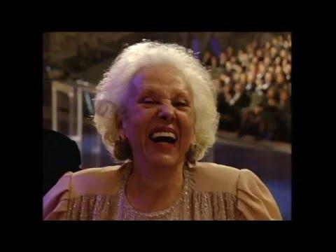 María Luisa Ponte se alza con el Goya a Mejor Actriz de Reparto en 1995
